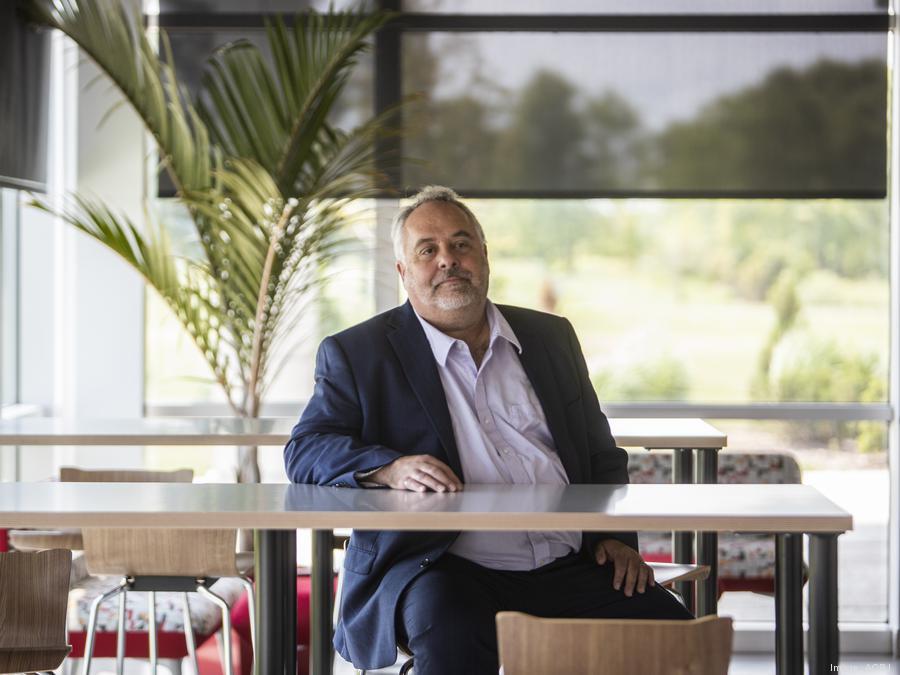 Concordia's Daniel Sem bridges science, entrepreneurship